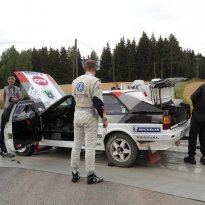 Lahti Historic Rally 2013